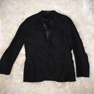 Men's H&M slim fit linen coat